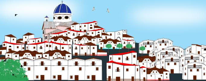 A Catholic Arab Town in The Kingdom of Valencia