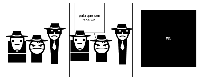 mister pesao y su pandilla