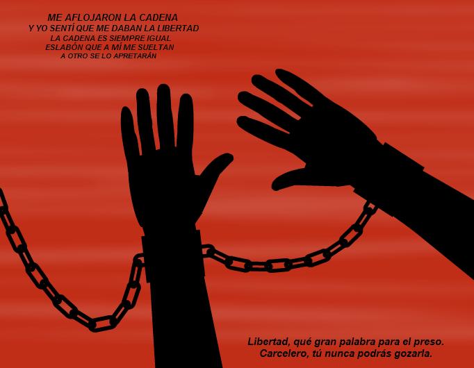 No hay libertad sin cadenas