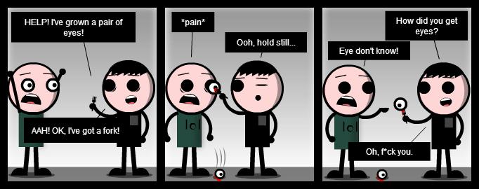 Eye Need Assistance