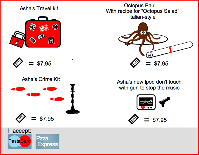 Asha's Theme Pack 1
