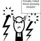 Thunderbolt Chronicles:Part 2 of 1