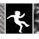 jumping shapes