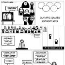 Saudi Arabian Woman in Olympics