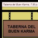En la Taberna del Buen Karma