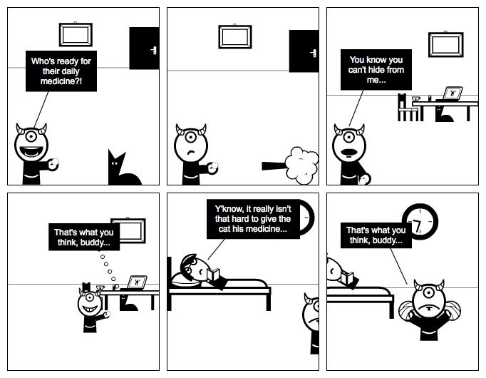 Cat Medicine