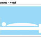 Pictogramme - Hotel