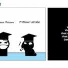 Vivant professores !