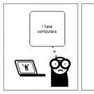 Computer hate