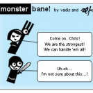 monsterbane 9: to do or not to do