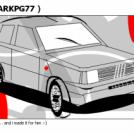Fiat Panda ( FOR DARKPG77 )