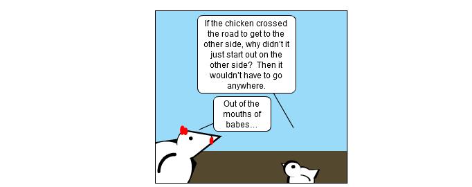 Chicks Is Smart!