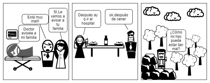 La historia de Sergio