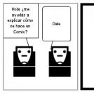 Pasitos para el comic