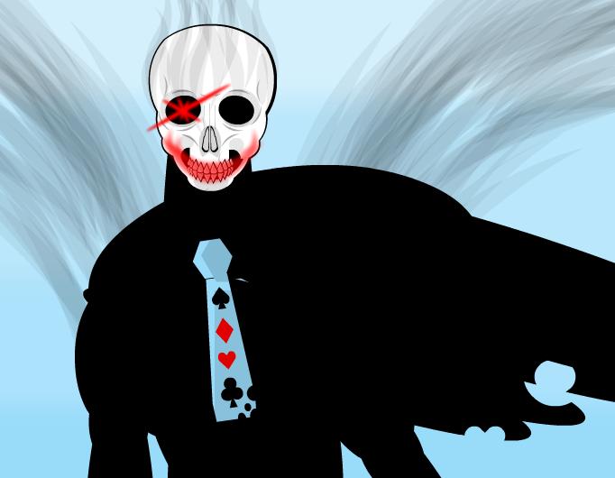 Ambrosius: The Ghost of SG.