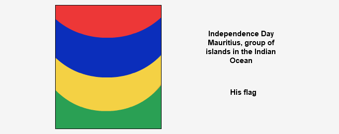 Independence Day, November 12, Mauritius Islands