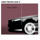 Astin Martin test 3