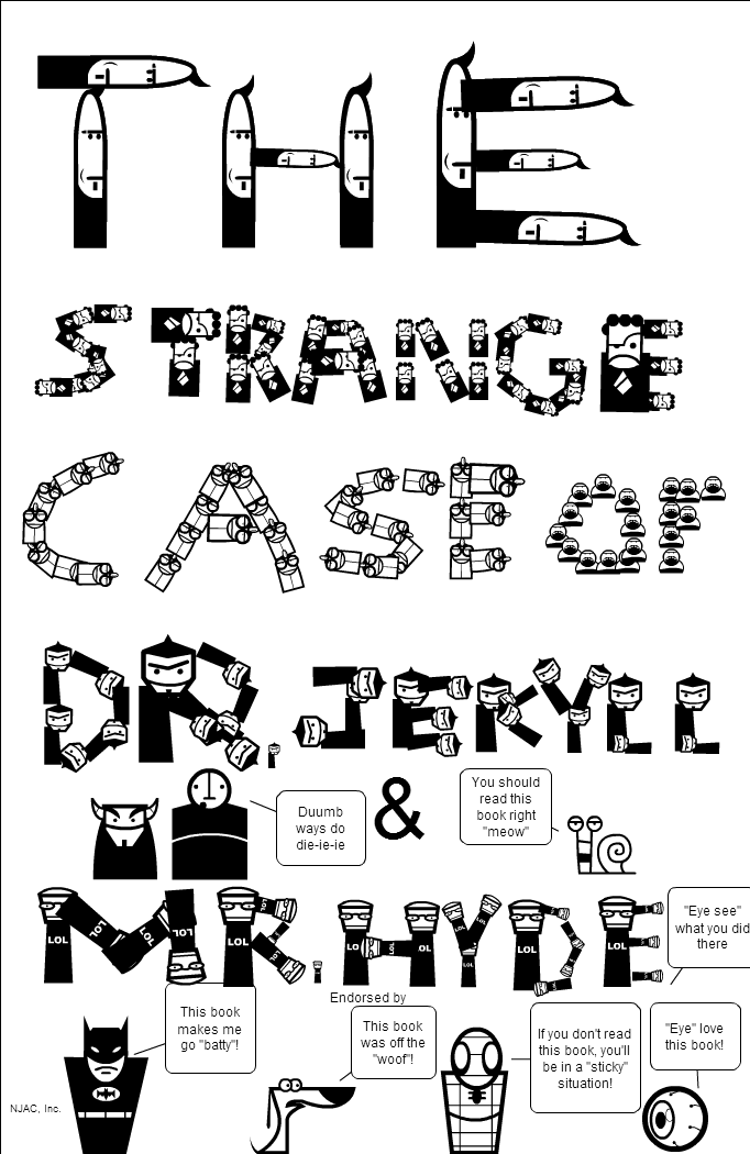 Jekyll & Hyde Cover Page