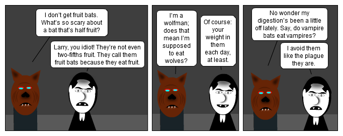 Hungry For The Wolf