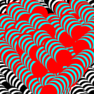 Heart illusion