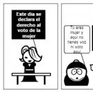 Derecho al voto de la mujer