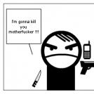 stupid murder
