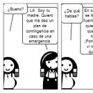 En caso de emergencia...