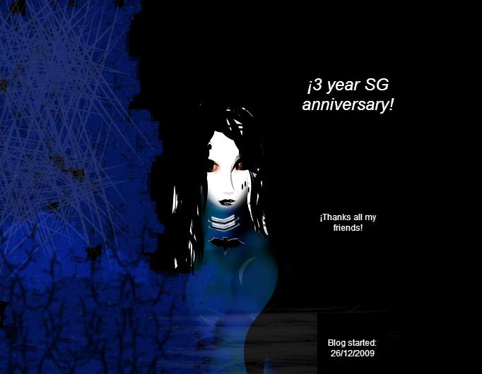 ¡3 Years SG anniversary!