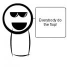 Everybody do the Flop! [ASDFMovie]