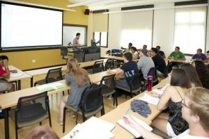 Huether Classroom
