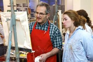 Scott Brodie, Painting Studio, Center for Art & Design
