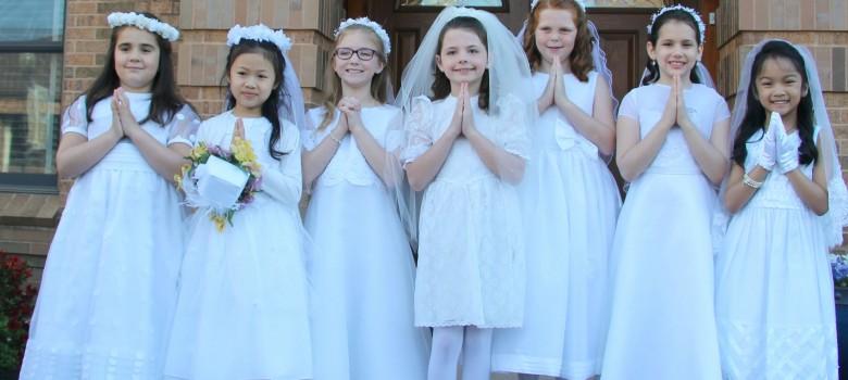 first communion 2015 original