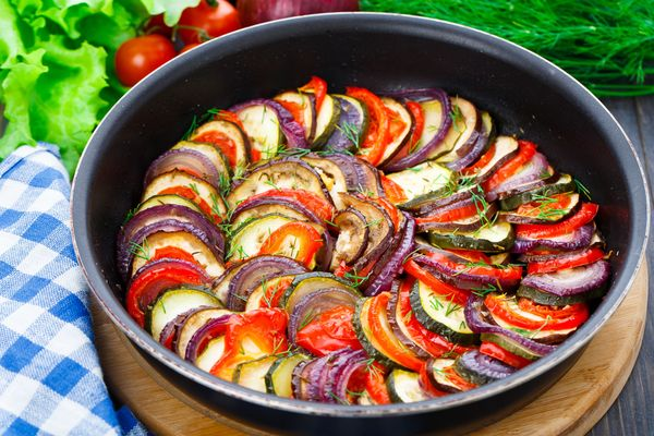 The Meat Lover's Ratatouille Recipes — Dishmaps