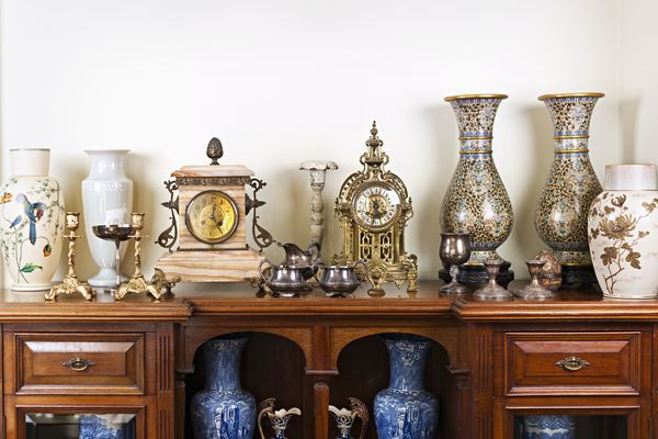 how to appraise antiques