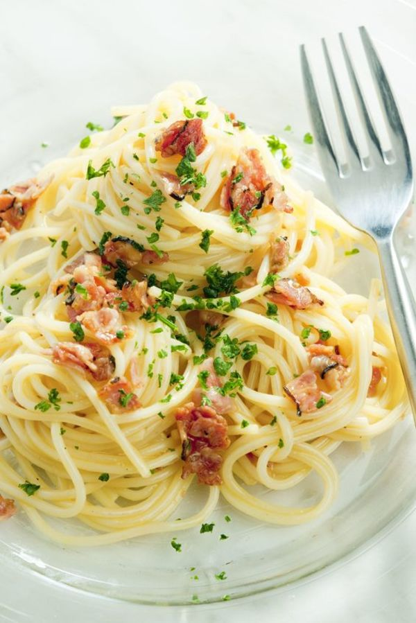Italian Recipe: Spaghetti alla Carbonara – 12 Tomatoes