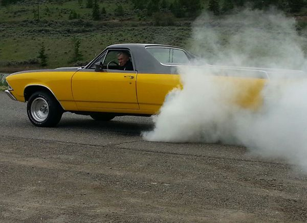 el camino burnout