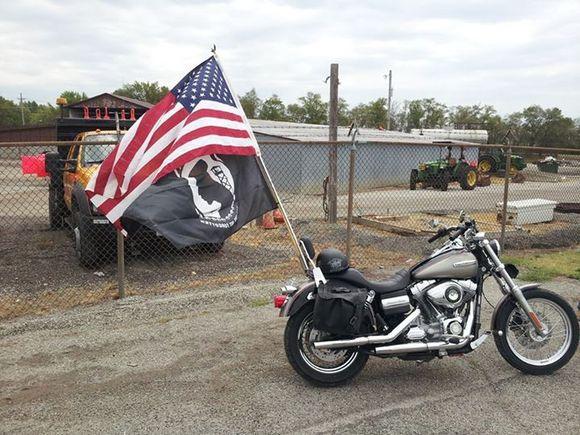 2009 super glide custom motorcycle