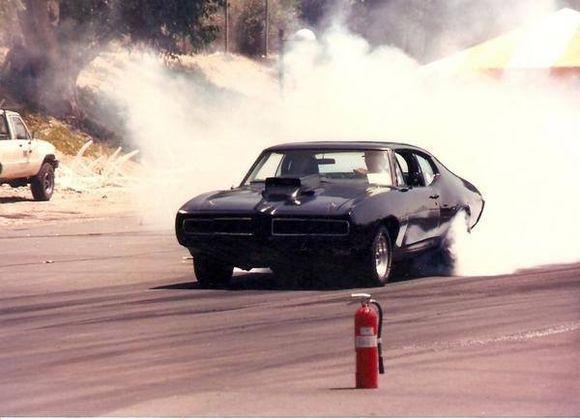 burnout tires
