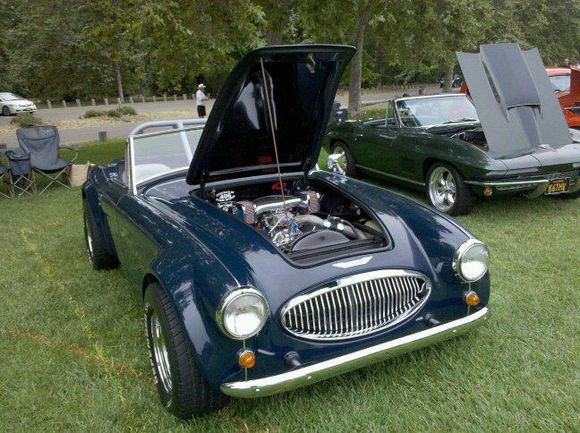 1985 sebring mx 500 austin healey mkiii 3000 chevy roadster