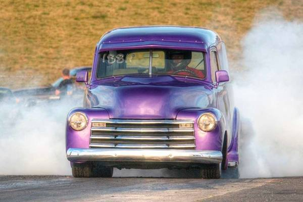 truck awesome burnout