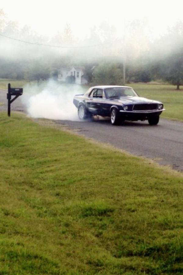 awesome burnout