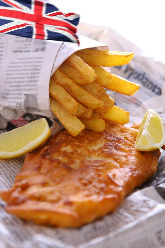 English Recipe: Authentic Fish and Chips – 12 Tomatoes