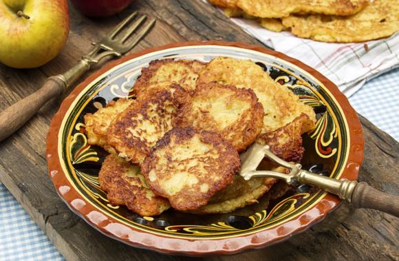 apple potato pancake recipe