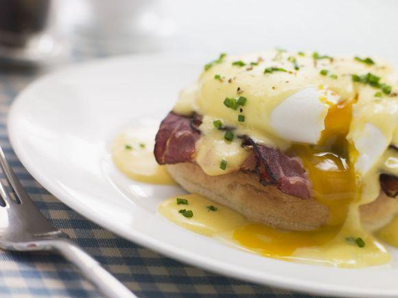 free eggs benedict recipe