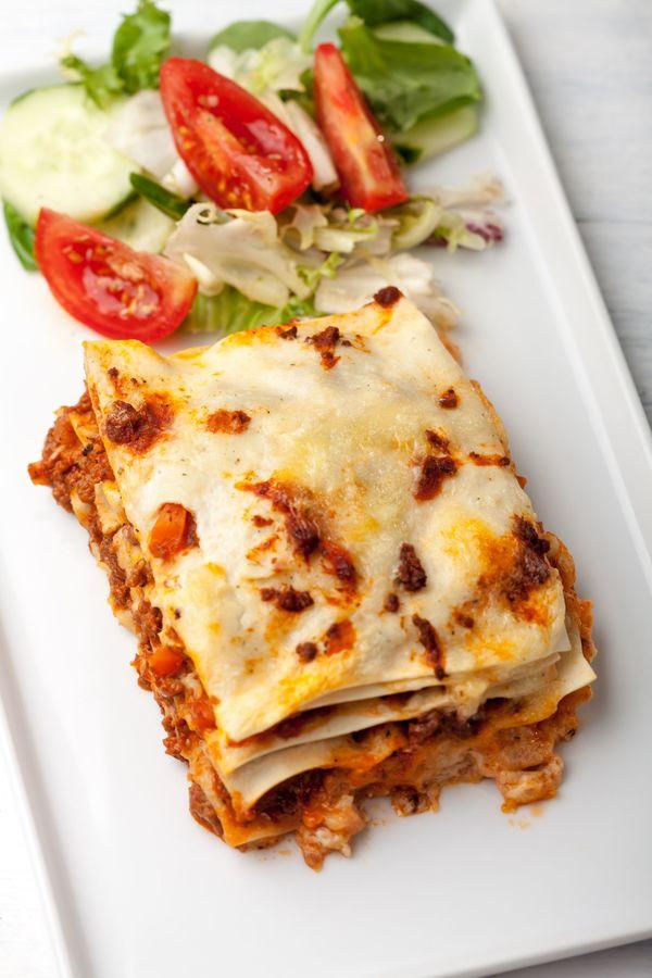 Italian Recipe: Amazing Beef and Sausage Lasagna