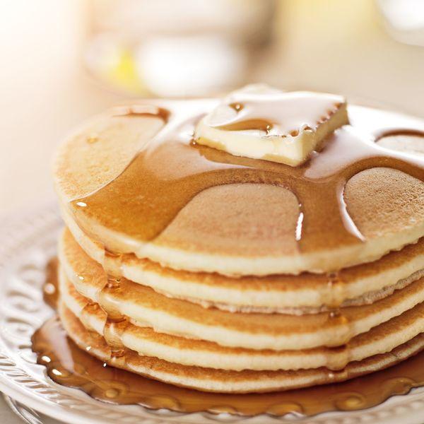 pancakes free recipe