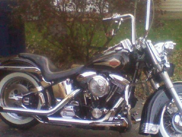 cool motorcycle