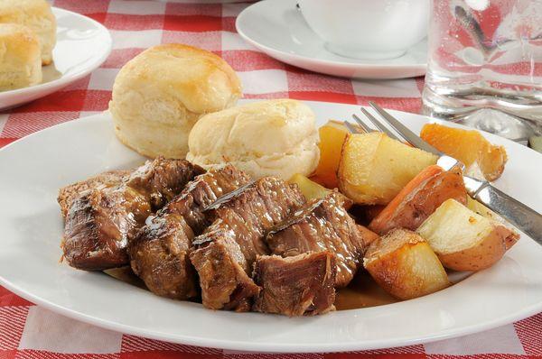 free pot roast recipe