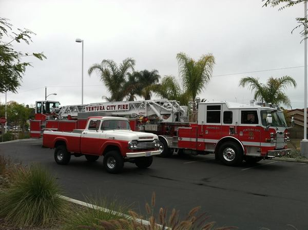 awesome firetruck