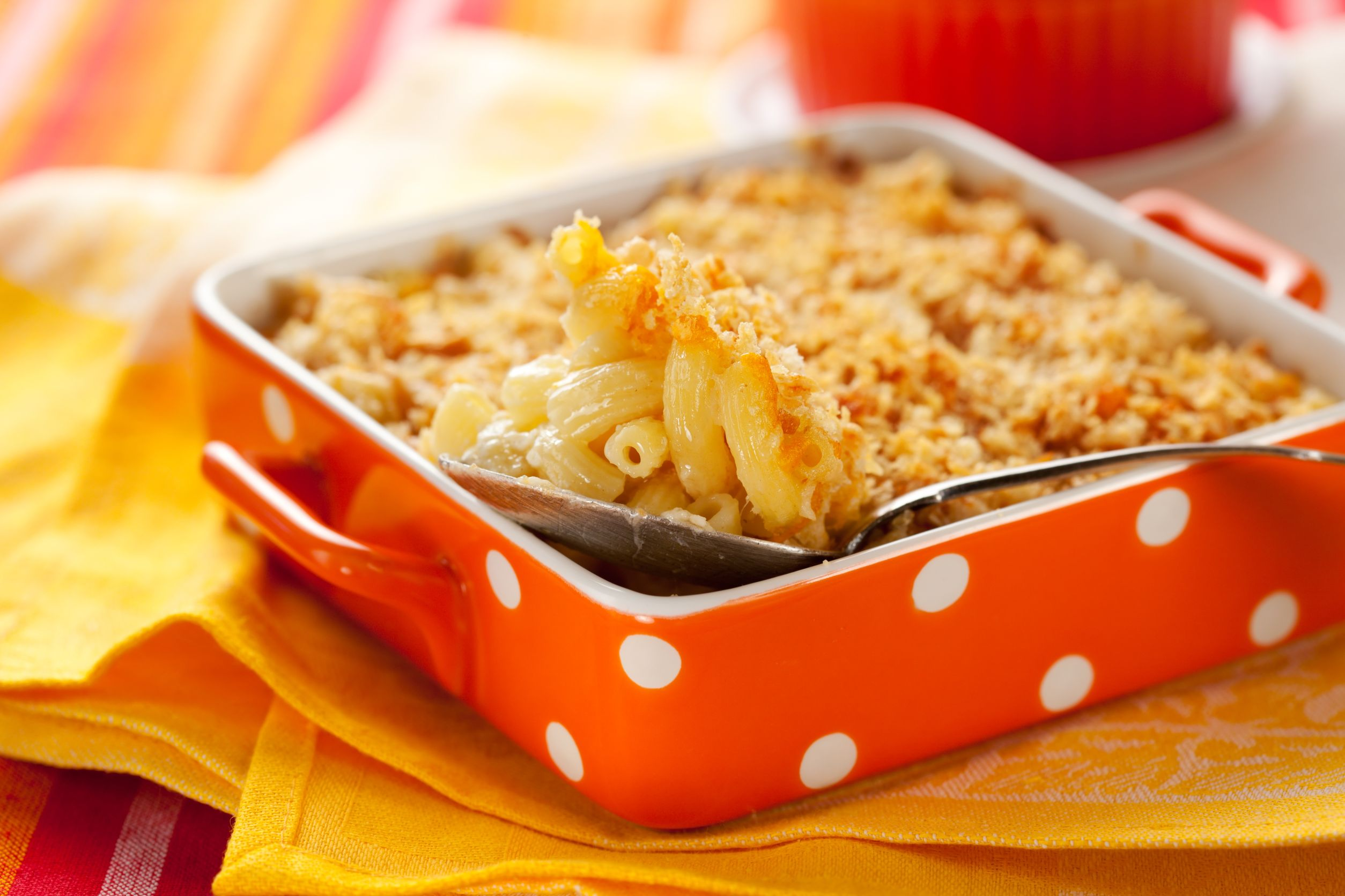 Comfort Food Recipe: Grown-Up Macaroni and Cheese - 12 Tomatoes